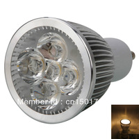 GU10 5W 5 LED 500LM 3000K Warm White Light LED Spotlight Bulb (85-265V)