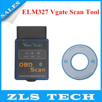 ELM327 Scanner Advanced OBD2 Bluetooth Scan Tool(Support Android and Symbian)