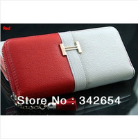 Promotion!NEW Popular Quality Nice PU wallet / Unqiue design wallet / Top grade ladies wallet /Free Shipping
