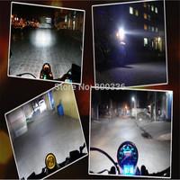 motorcycle headlight bi xenon H6 H4  h/l hid kit  55w 12v  3000K 4300K 5000K 6000K free shipping