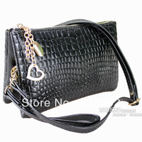 Free Shipping new 2013 Messenger bag women's day clutch purse women's handbag women's leather handbags