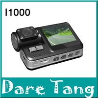 "HD 720P Camera Car Black Box 120 Degree Wide Angle Car DVR i1000 Digital Recorder 2.0"" TFT LCD Screen Support G-Sensor(P-05B)"