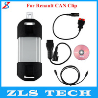 2014 Best Price For Renault CAN Clip V143 Latest For Renault Diagnostic Tool with Multi-language For Renault Clip