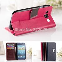 Flip Huawei G600 U8950D Geuine Leather Case for Huawei G600 U8950D Free Shipping