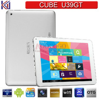 Cube U39GT Quad Core 9 inch PLS Screen 1920*1280 Pixels Tablet PC RK3188 Quad Core 5.0MP Camera Bluetooth HDMI 2GB RAM 16GB ROM