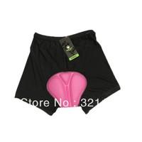 Wholesale 20 Pcs/Lot Women outdoor sports Bicycle Bike Cycling Underwear Gel 3D Padded Short Pants