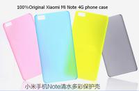 In stock Original leather case for Xiaomi Mi3 Quad core 2GBRam 3G quad core phone 5.0 Inch IPS Retina Glass 13MP 3050mah battery