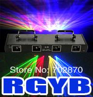 600MW 4 lens RGBY RGYB Scan Laser Light,Laser Projector,Laser Show System For Stage Light