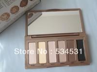 Free shipping China Post Air New Makeup 6 Colors Eye Shadow Palette(3 pcs/lot)