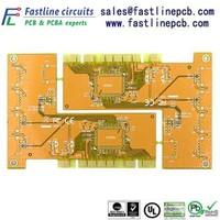 Double Side 5Pcs 7x9 cm Prototype /  Gold plating PCB