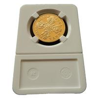 10 pcs/lot   High quality  15Rubles 1804 Gold clad Replica Souvenir coins Lyublino