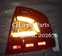 FREE SHIPPING , 2004-2013 CHA SKODA OCTAVIA SEDAN LED TAIL LIGHT/ REAR BACK LAMP V2, VERY NICE LOOKING, MAKE YOUR CAR UNIQUE