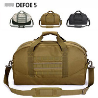 Free shipping Fashion Brand New Waterproof Mulitifunctional Outdoor Nylon Men Women Luggage & Travel Sports Gym Big Duffel Bag
