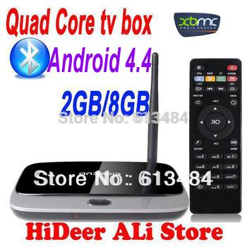 New! CS918 bluetooth quad core android tv box EKB311B MK888B Android 4.4 RK3188 Cortex A9 2GB 8GB mini pc T-R42