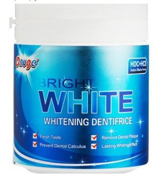 Freeshipping Onuge tooth whitening powder   Teeth Toothpaste 100g/Box HDC+HCS Teeth white  powder