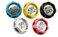 Mugen Power Aluminium Oil cap Fuel Tank Cap Cover / For Honda / 5 Colors / NECK=2.3CM