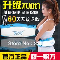 Girl's best  choice,Massager machine weight loss instrument electric massage slimming belt thin waist fat burning equipment