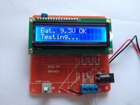 2014 New Arrival M328 Digital Transistor Tester Meter Backlight Diode Triode Capacitance ESR Meter SMD MOS/PNP/NPN L/C/R