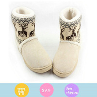 2013 Fashion New Boots Shoes Boots Snow boots warm shoes wholesale shoes home shoes free shipping four color