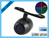 Gift Box 170 Degree Universal Wide View Angle Car Rear View Camera Reverse Parking Color Camera Water Proof Free Shipping