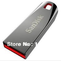 100% Original Genuine SanDisk Cruzer Force usb flash drive CZ71 16GB 32gb 8GB  pen drive  usb Free shipping