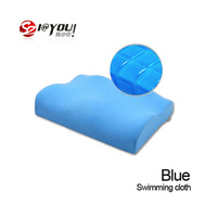 free shipping 41x30x9cm polyurethane foam orthopedic pillow cooling pad ice pad (Color Please leave a message )