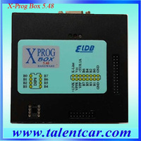 2013 New Arrival XPROG box v5.48 X PROG BOX XPROG M Ecu Programmer Full DHL EMS Free Shipping to Many Countries