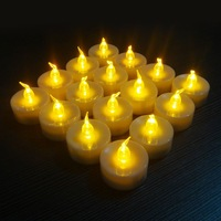 Free Shipping By DHL 360pcs Battery Controlled Tea Light Candles LED Tea Lights Bulk For Resale Big Discount Party Supply