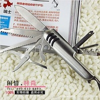 Multifunction Knife, Tool Suite , Multi-purpose Combination Of Nickel-plated Tool Multifunction Gift --A071