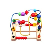 Games for Children Gift Item Wooden Bead Maze ,Baby Toys (12month-2ages)