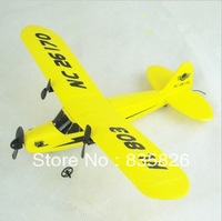 Sale HL-803 2.4G 3.5CH Gyro RC Airplane Fixed Wing EPO Material Remote Control Glider Shatter Resistant
