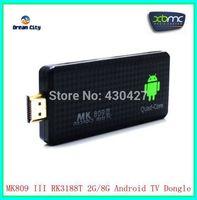 U32-4R Bluetooth 2013 Quad Core RK3188 MK809 III TV Box Dongle 2G RAM 8G ROM Android 4.2.1 HDMI WiFi