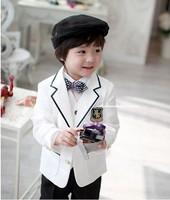 Child suit male set flower girl suit child suit male child formal dress male child suit