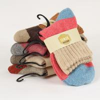 High quality warm wool socks women casual women's socks for women winter socks 20pcs=10pairs Free shipping-- S148