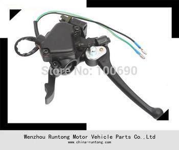 Throttle right side brake lever ATV spare parts