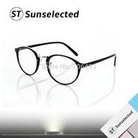 Free dropshipping Unisex Classic Fashion Men&Women's Retro Clear Glasses Brand Designer For Optical Eyeglasses Frames SG145