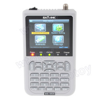 "3.5"" Satlink WS 6926 HD Satellite Finder DVB-S/DVB S2 Satellite Finder WS6926  20829"