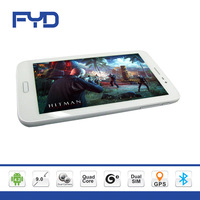 SF-B7000 Rear camera 12.0MP MTK8389 Android 4.2 Quad Core 4200mah 3G 7 inch IPS capacitive touch screen mobile phone