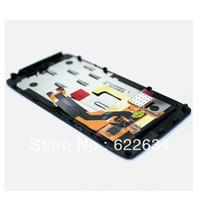 100% OriginalFrame Assembly Touch Digitizer LCD Screen for Motorola RAZR Droid HD XT925 XT926