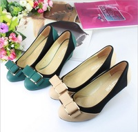 Free Shipping 2013 New Arrival Fashionable Office Lady Formal Boat New Arrival Flattie Shoes Women Boots