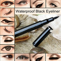 Wholesale 2PCS/Set Hot Selling Makeup Waterproof Black Liquid Eyeliner Pen for Eyes.Brand New Eye Liner. 100% TOP Quality