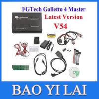 2015 Latest Version V54 FGTech Galletto 4 Master BDM-OBD Function FG Tech ECU Programmer with Multi-langauge