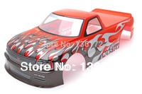 1:10 Radio Control Car body shell 1/10 Karosserie Pick Up Truck Venom T-10  190mm*435mm  free shipping S029