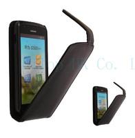 Freeship Genuine leather case Huawei U9510E D1,U9508 U8950D,U9500,U9200 P1,U8836 U8832D G500,U8818 G300,U8860,U8825D G330 ascend
