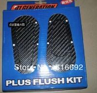 D1 Aerocatch Hood Catch Pin Bonnet Pin Black Carbon Fiber