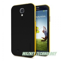 100pcs/lot*11 Colors Bumblebee SPIGEN SGP Neo Hybrid Series TPU Case Cover For Samsung Galaxy S4 i9500* For Galaxy S3 optional