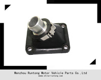 inlet manifold intake manifold rubber for air cooling carburetor SHA1515 moped pocket bike