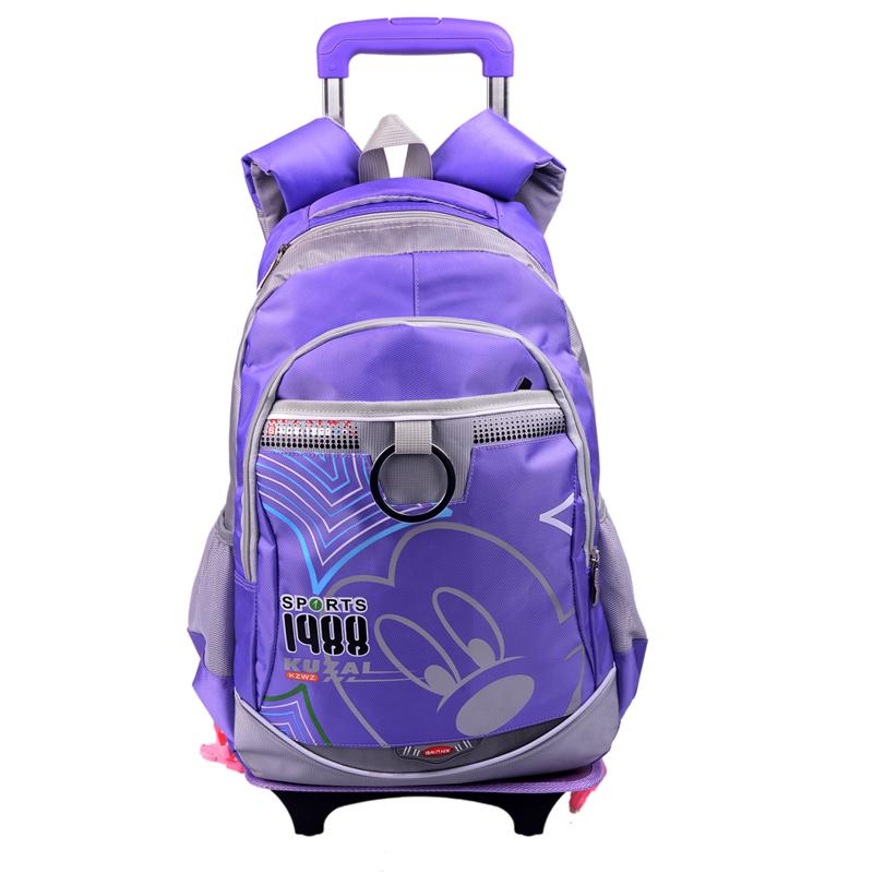 school bag boys trolley backpack with wheels teenage girl backpacks ...