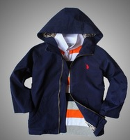 Child   jacket male child outerwear spring and autumn fashion casual  children's fashion tops