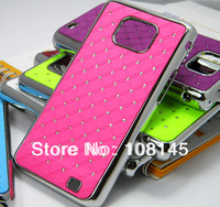 for samsung galaxy s2 case fashion Luxury diamond new arrival design, 1pc free shipping